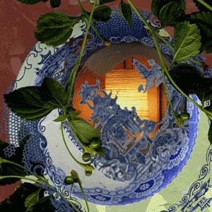 Blue China II, 2003