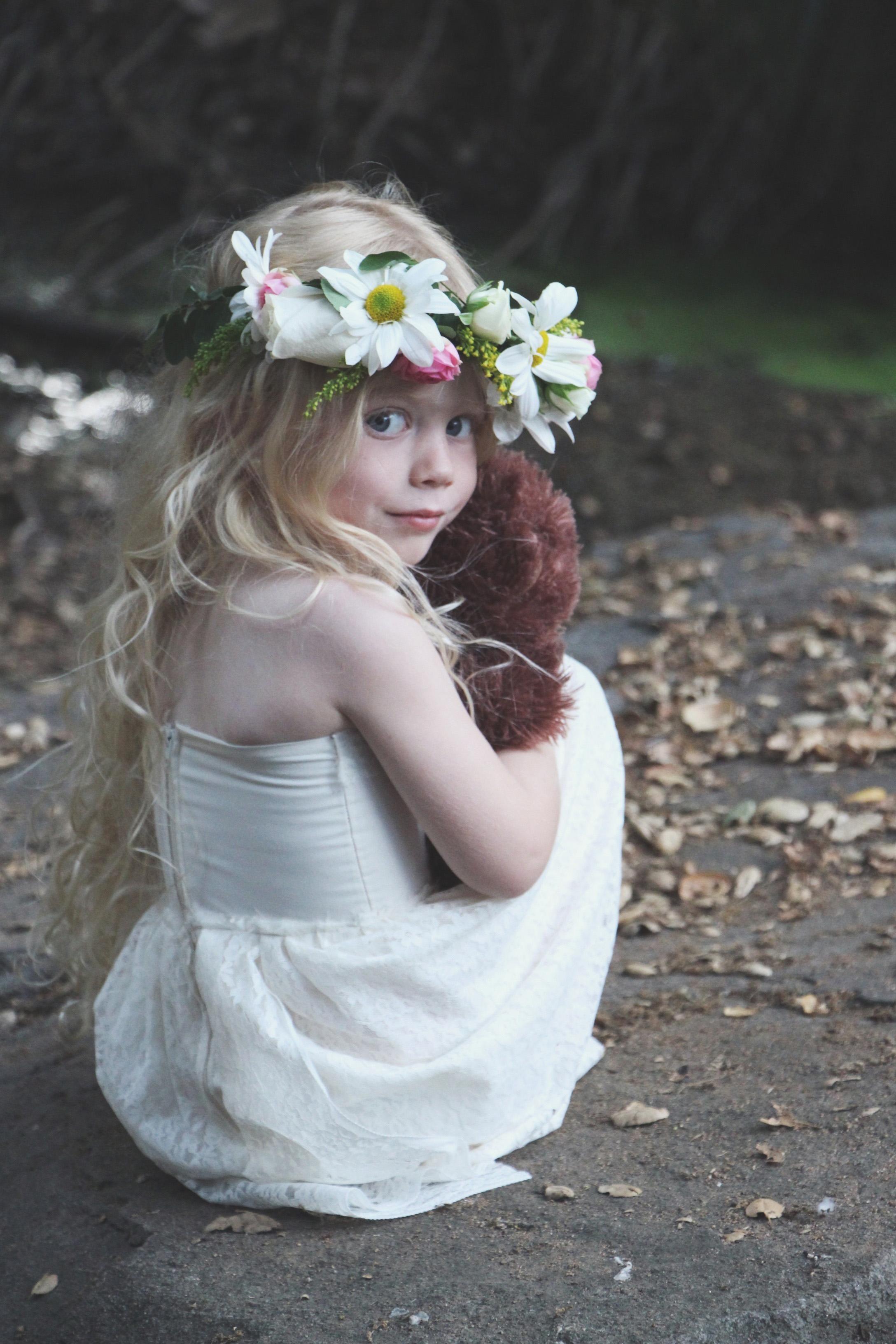 DIYGirls Lace Dress via Needles + Leaves