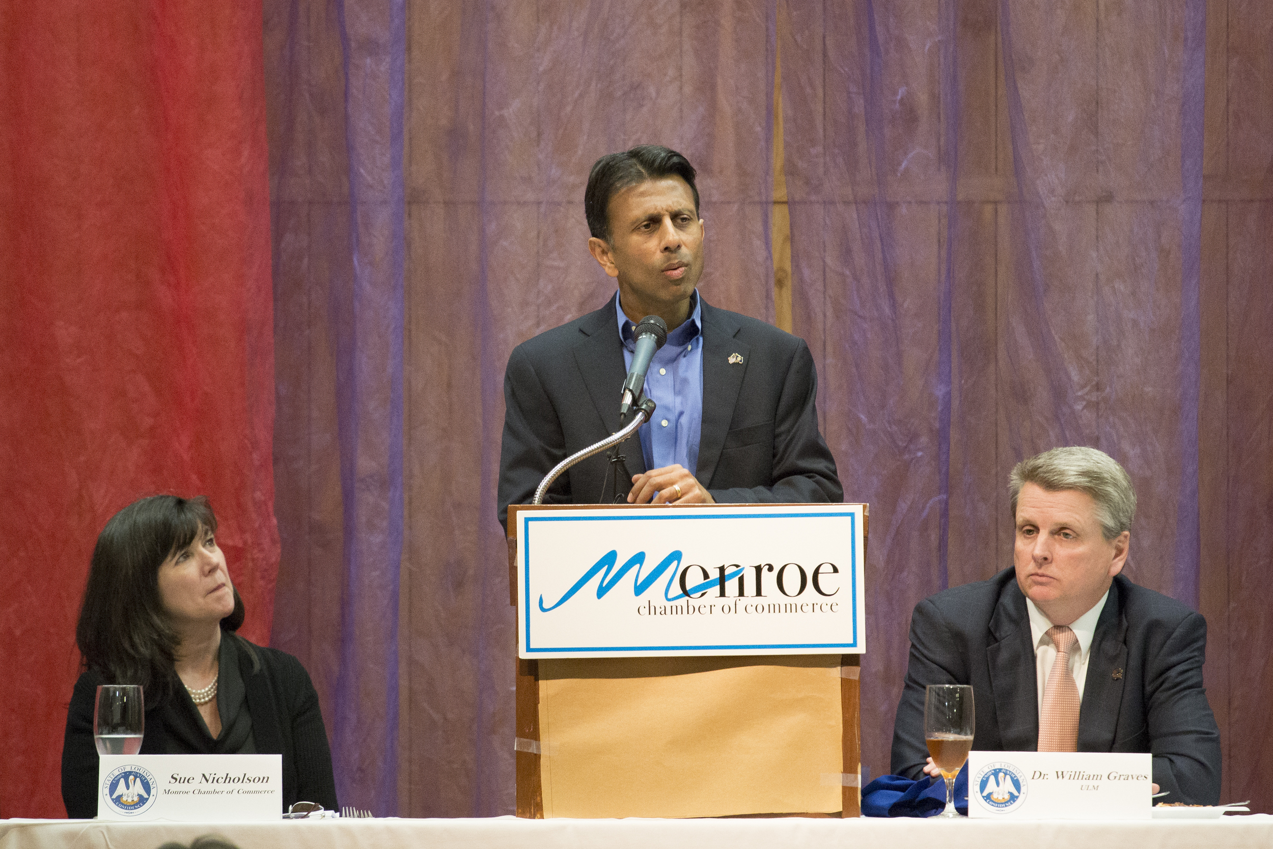 Governor Jindal - State of the State-6670.jpg