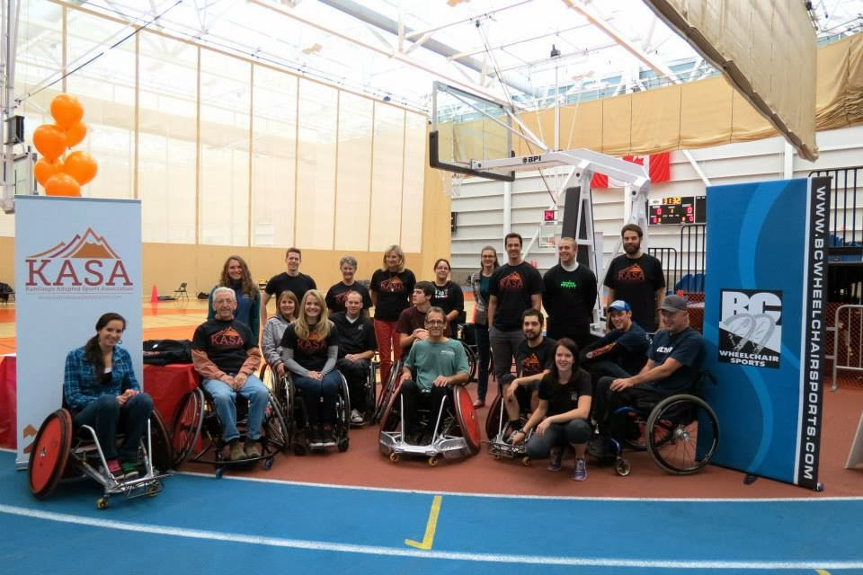 Read all about the KASA public launch on the BC Wheelchair Sports blog!