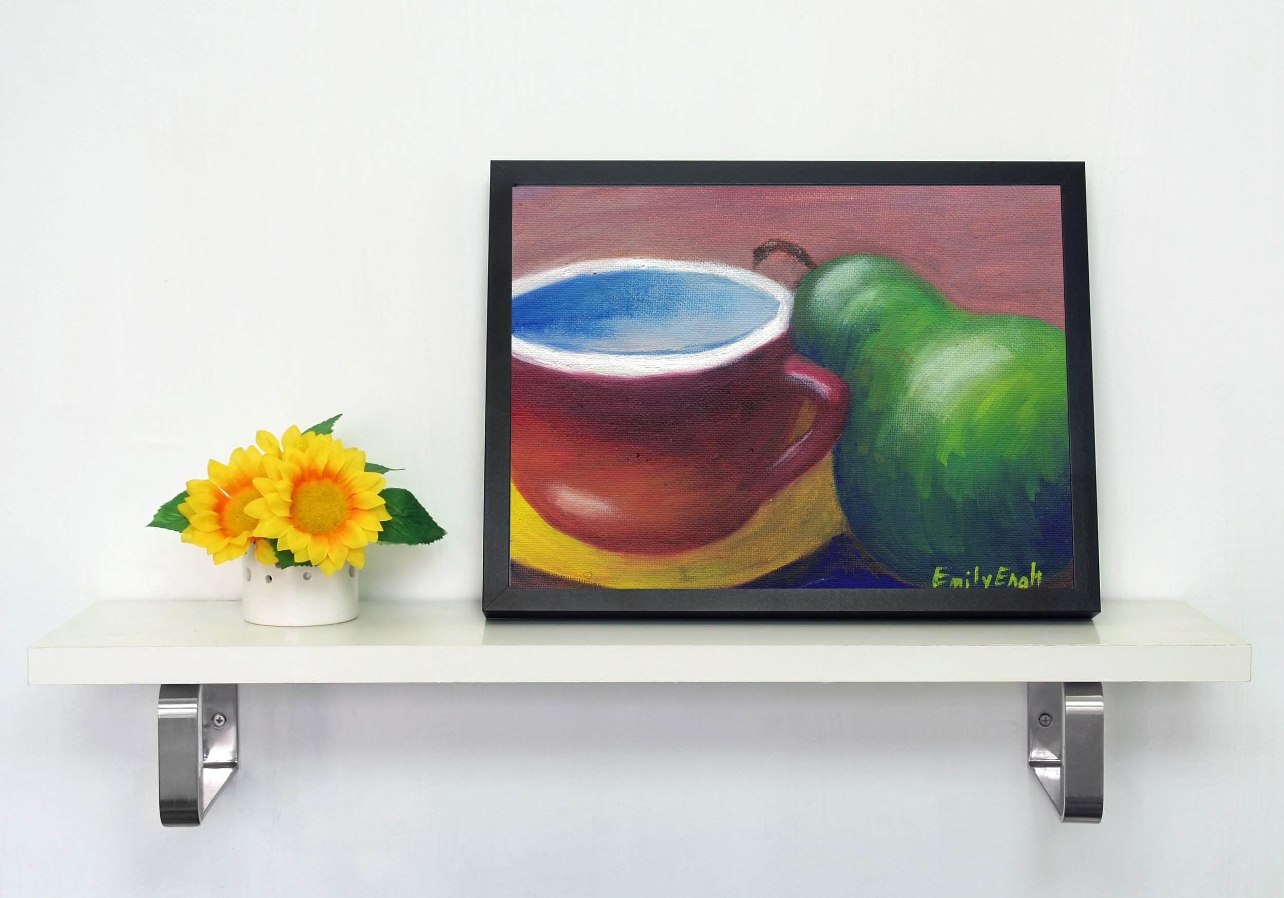 Cup and a Pear.jpg