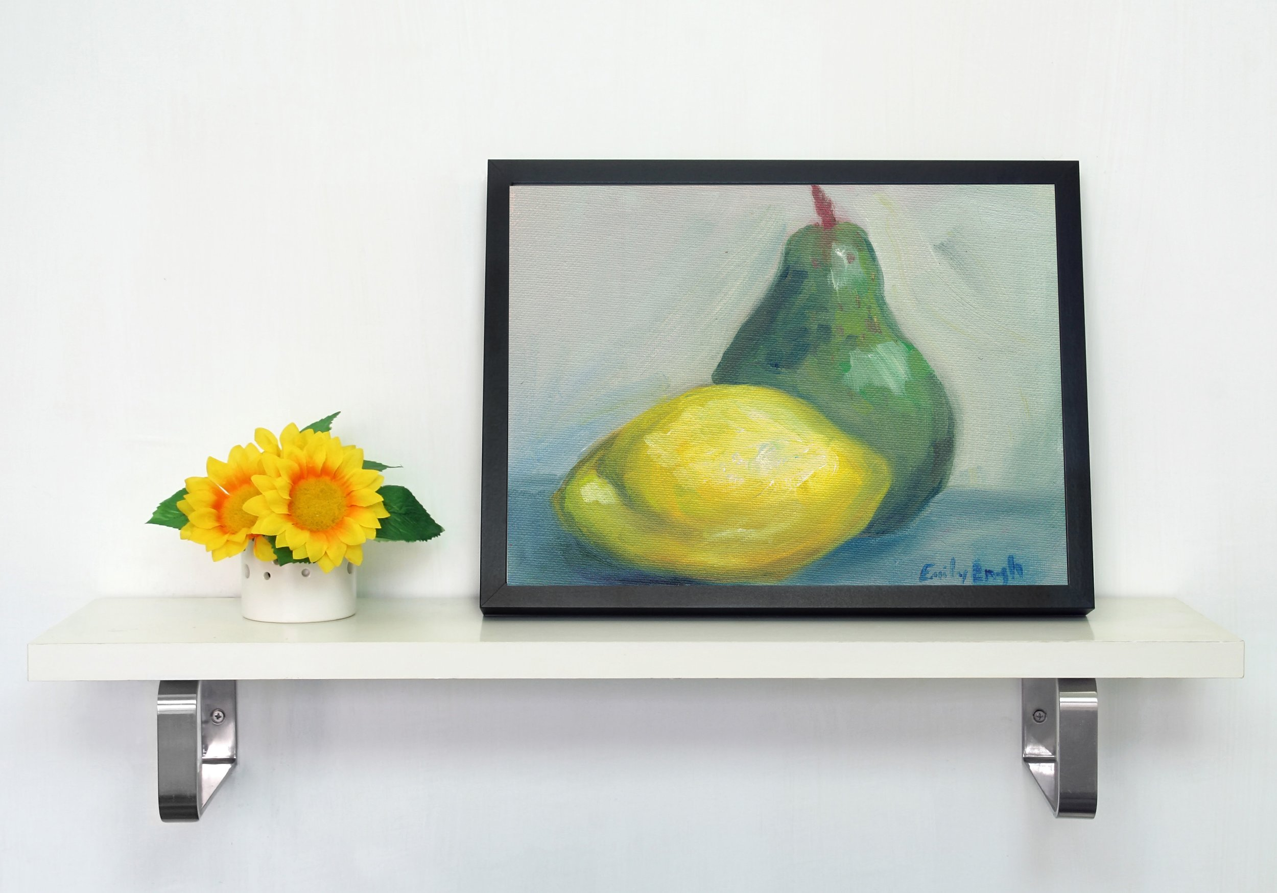 Pear and a Lemon.jpg