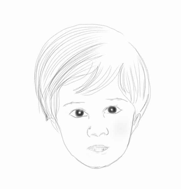 Anuj- Sketchbook Drawing