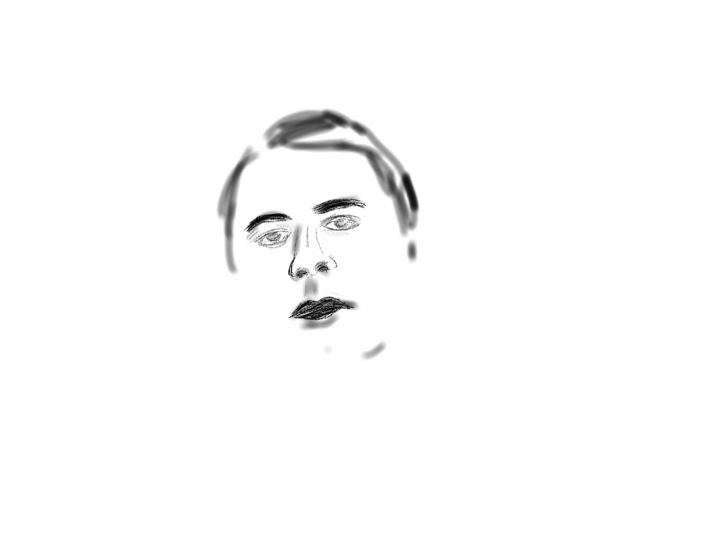 Drawn in Sketchbook Pro- iPad