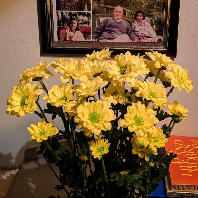 Yellow flowers for Ami birthday 2019.jpg