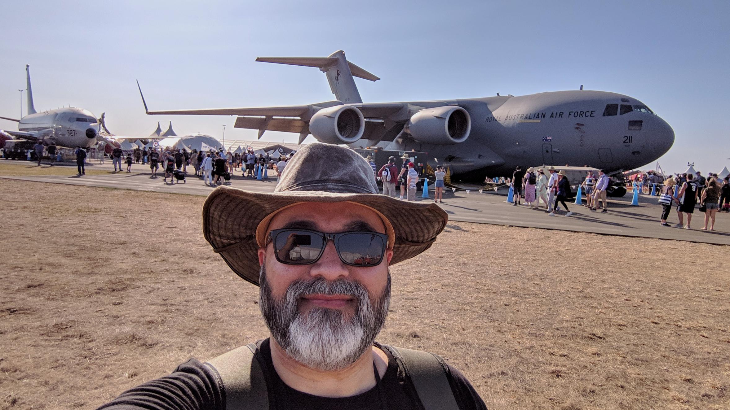C-17 Globemaster III - selfie.jpg
