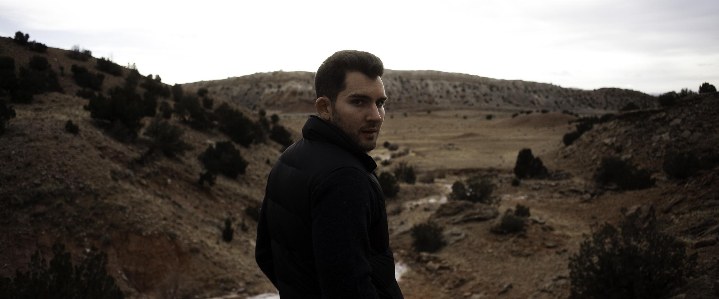 DP Laurence Vanicelli in Zia Pueblo