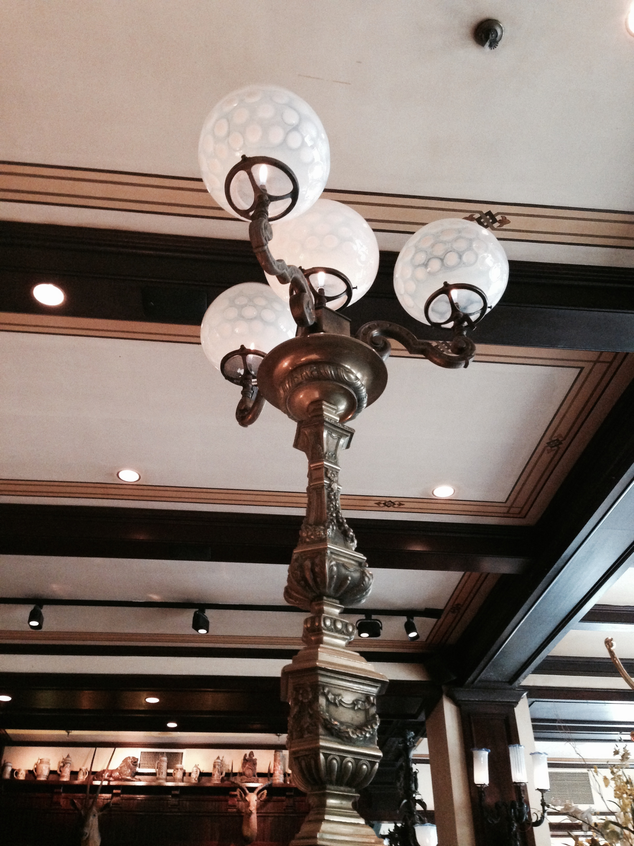 Real Gas Lamps