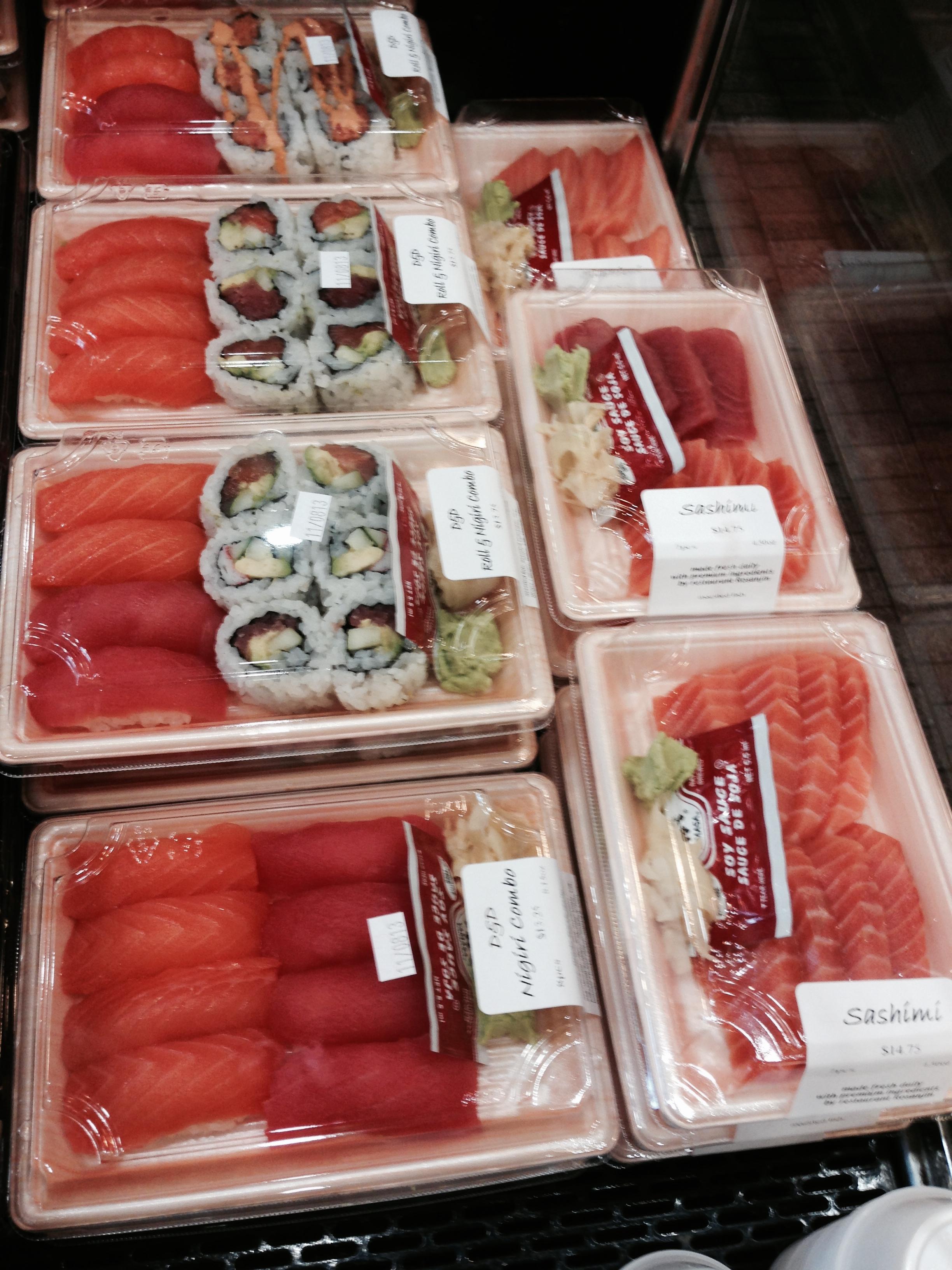 So Good Sushi.