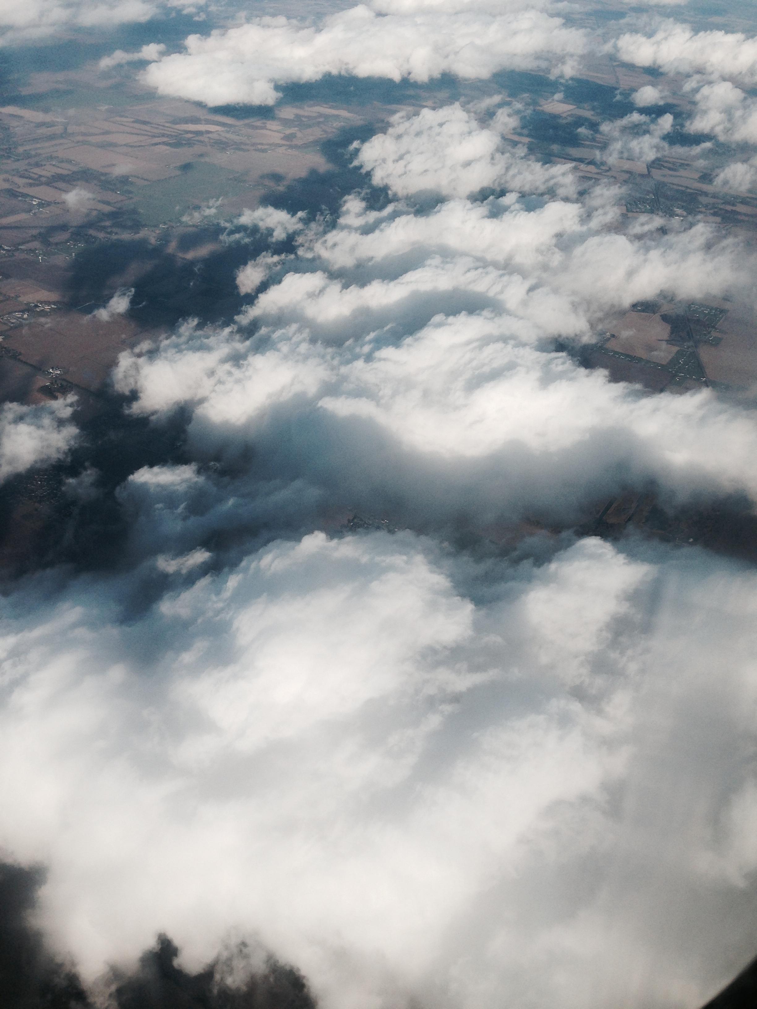 Sky over Chicago