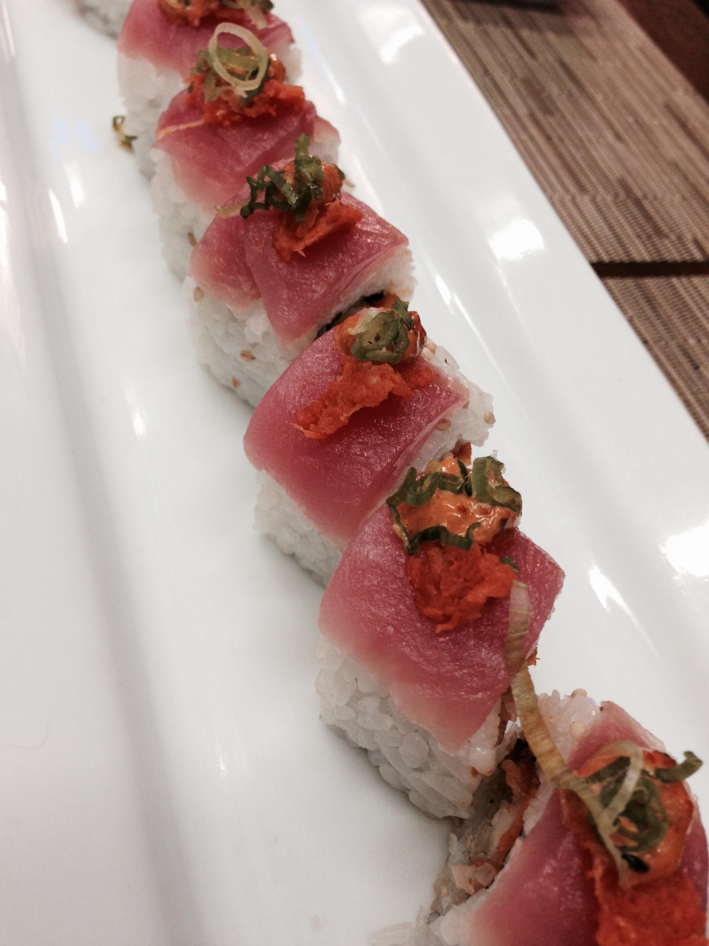 Sushi? At an Airport?
