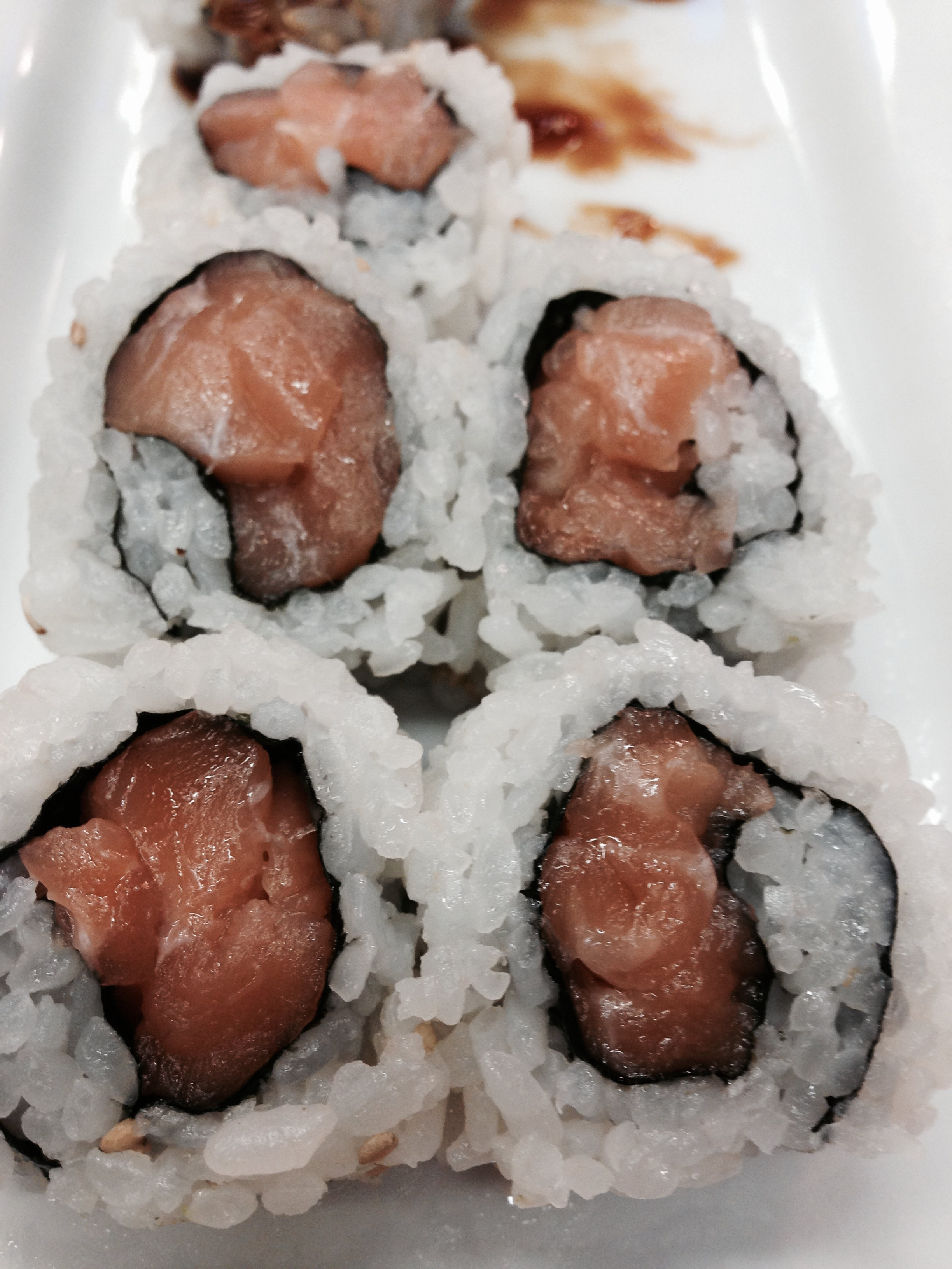 Super good sushi?