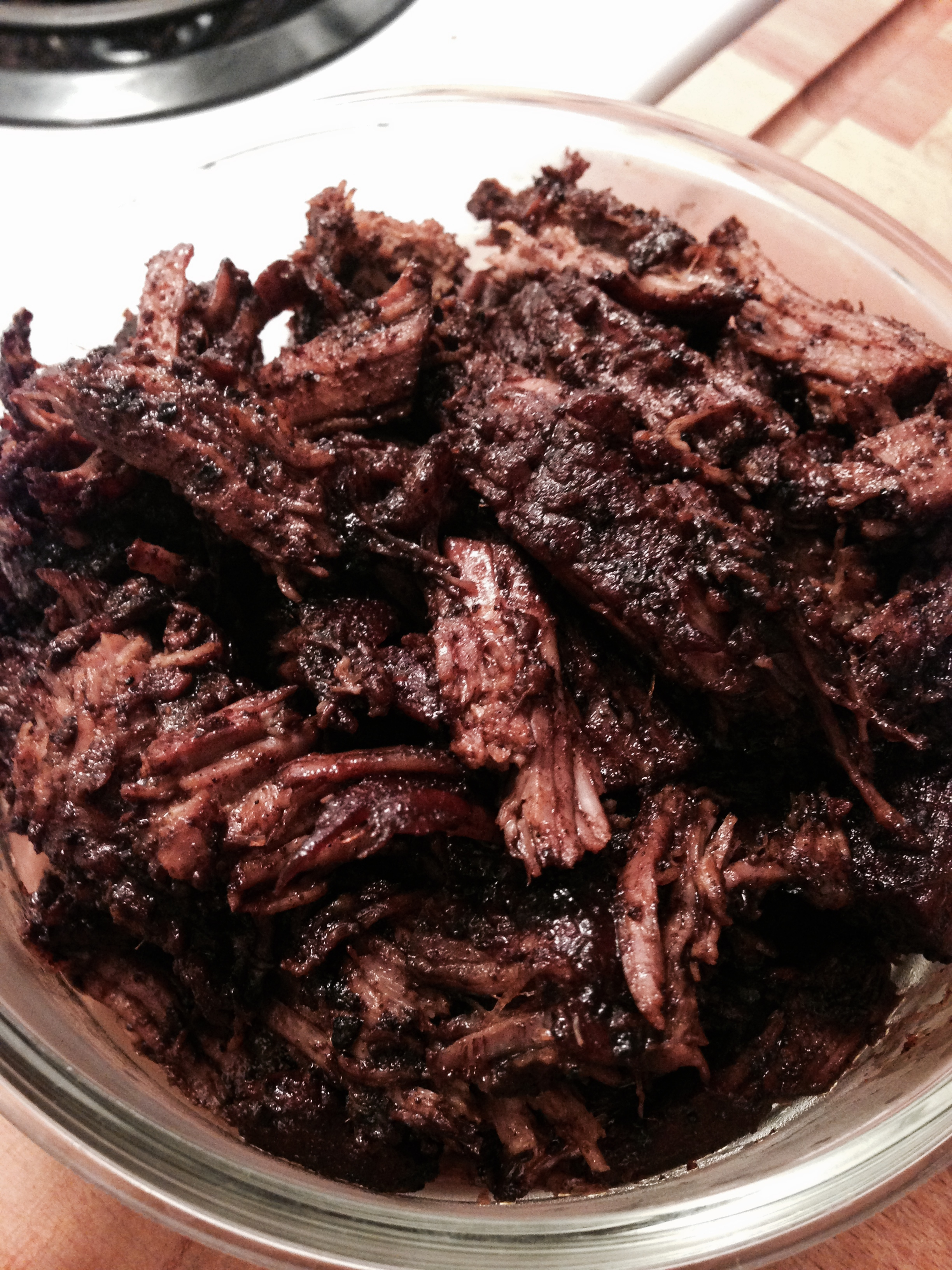 Slowcooked Chili Pulled Beef