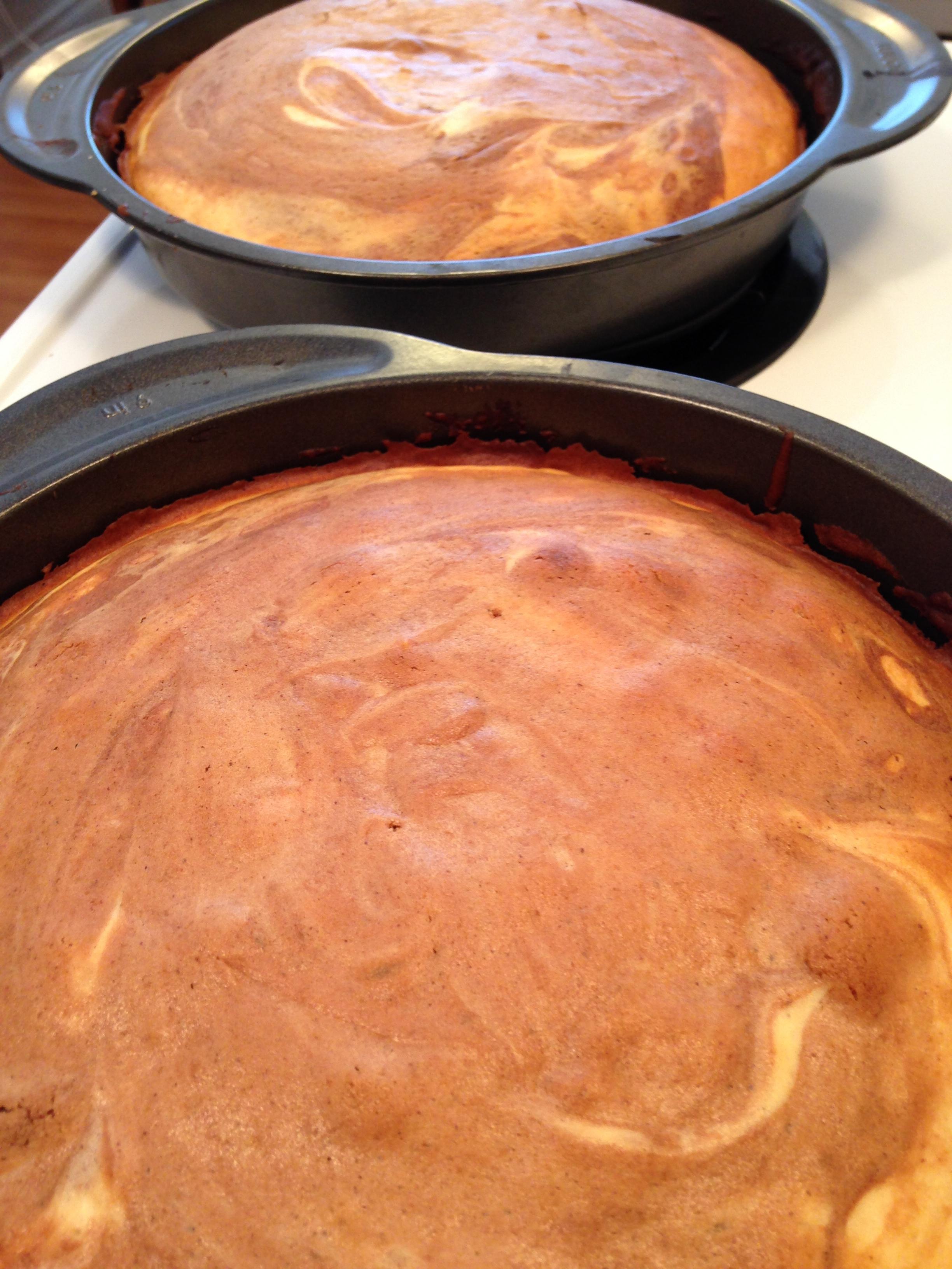 Swirly Marble Cake