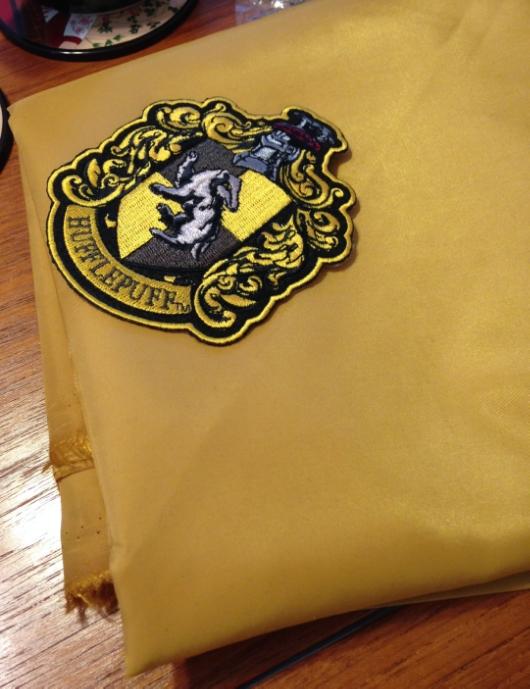 Got my fabric.