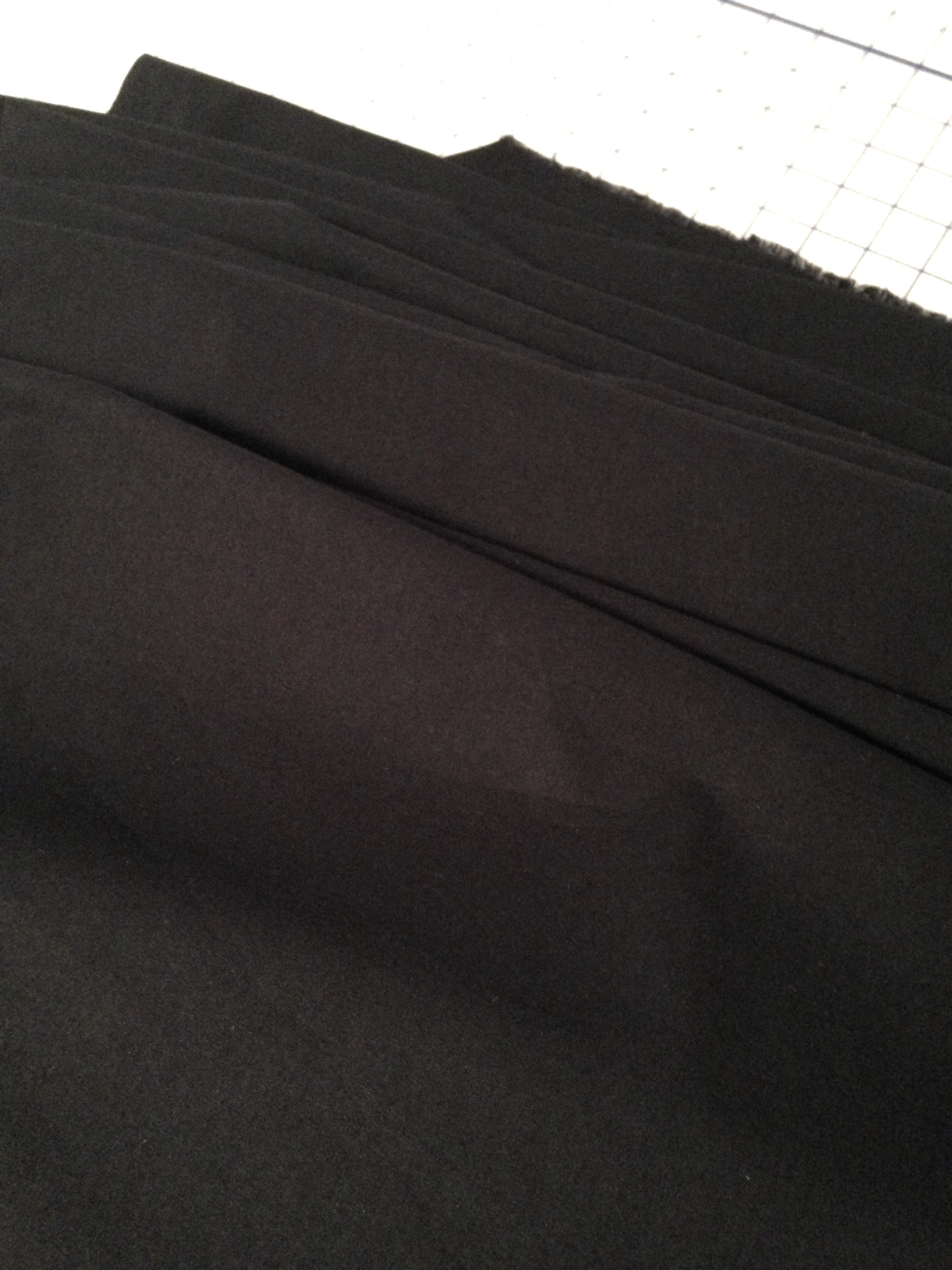 7 meters of fabric