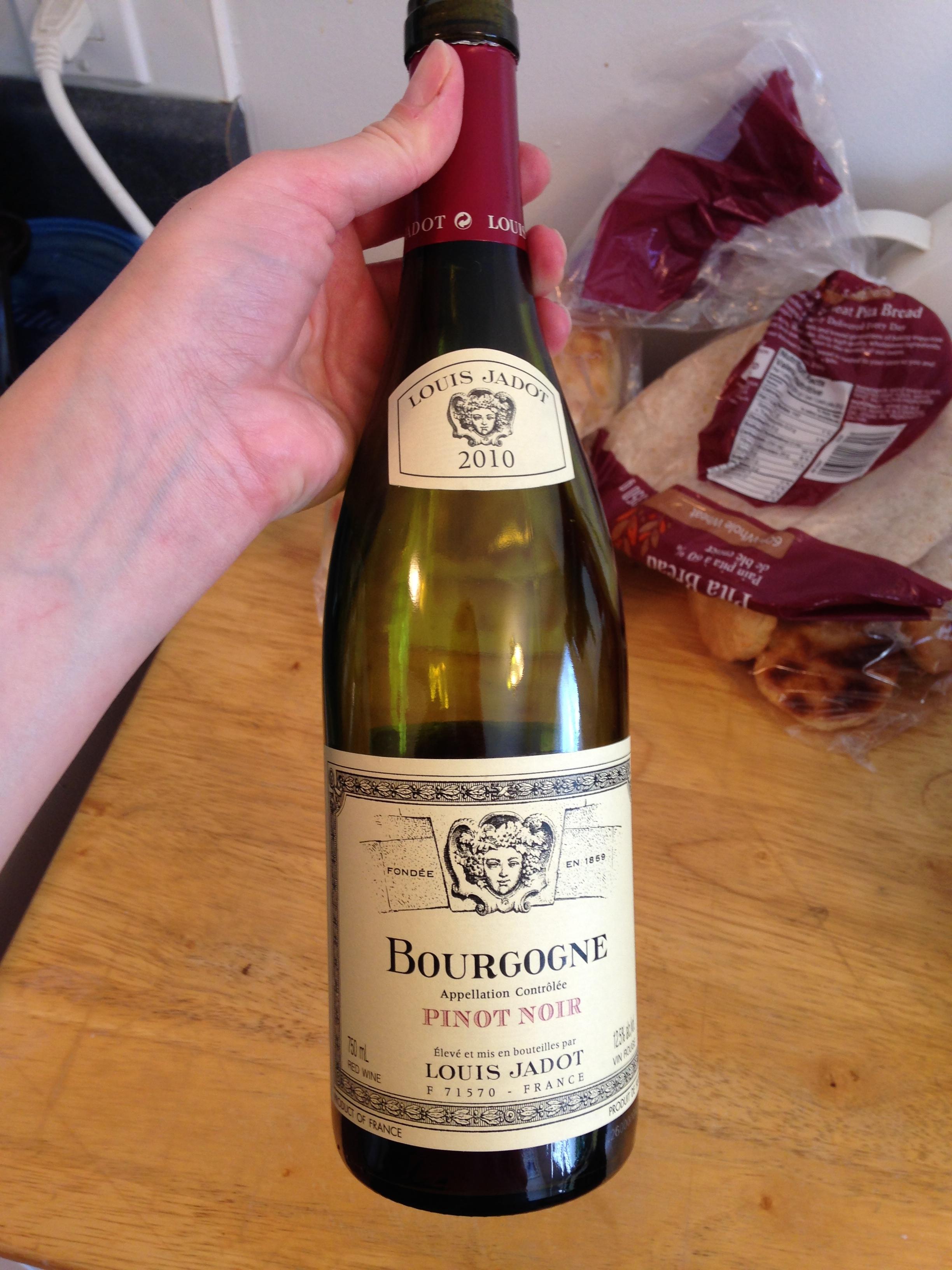 Red Wine: Produit de France