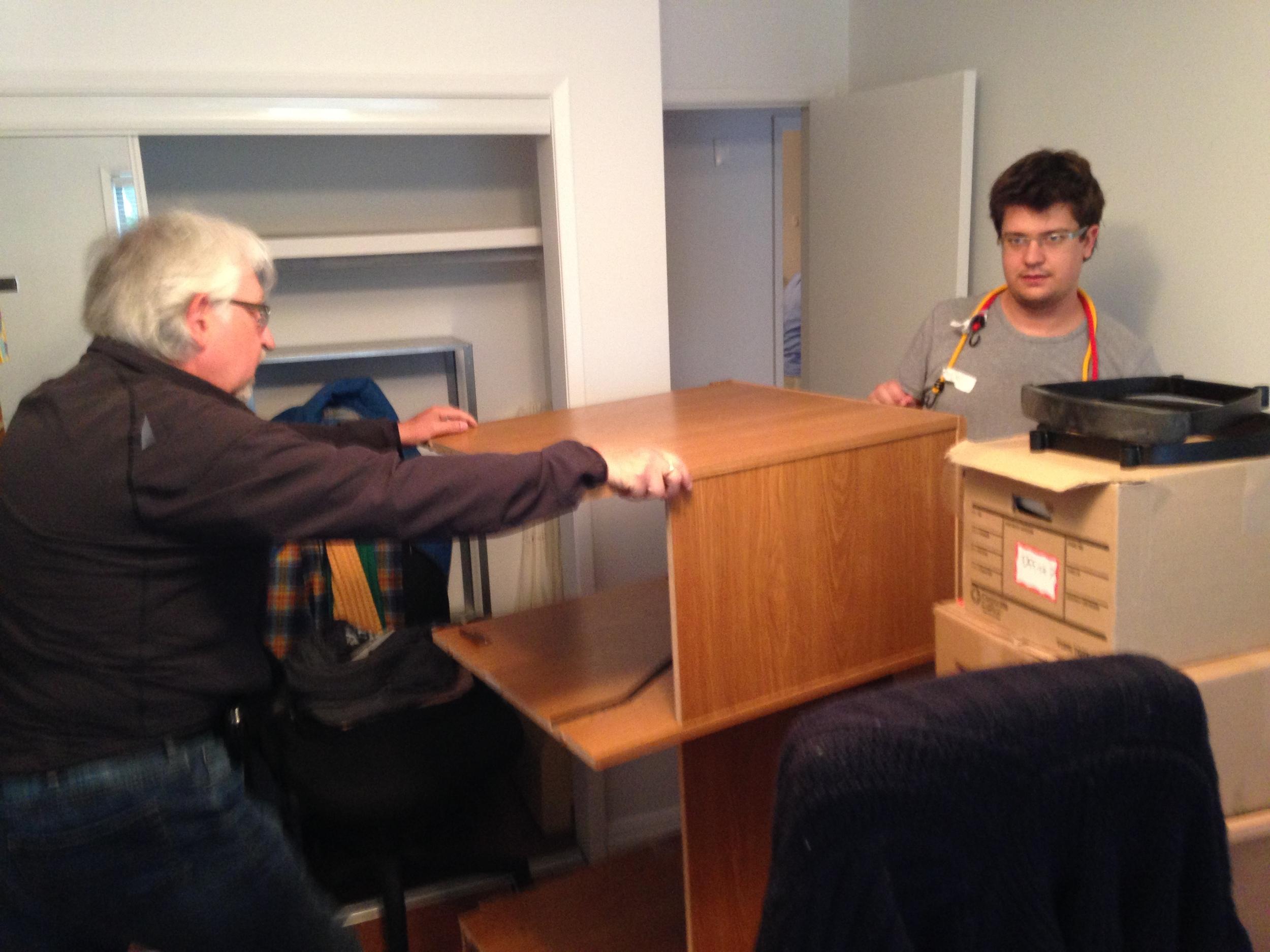 Moving Furniture!
