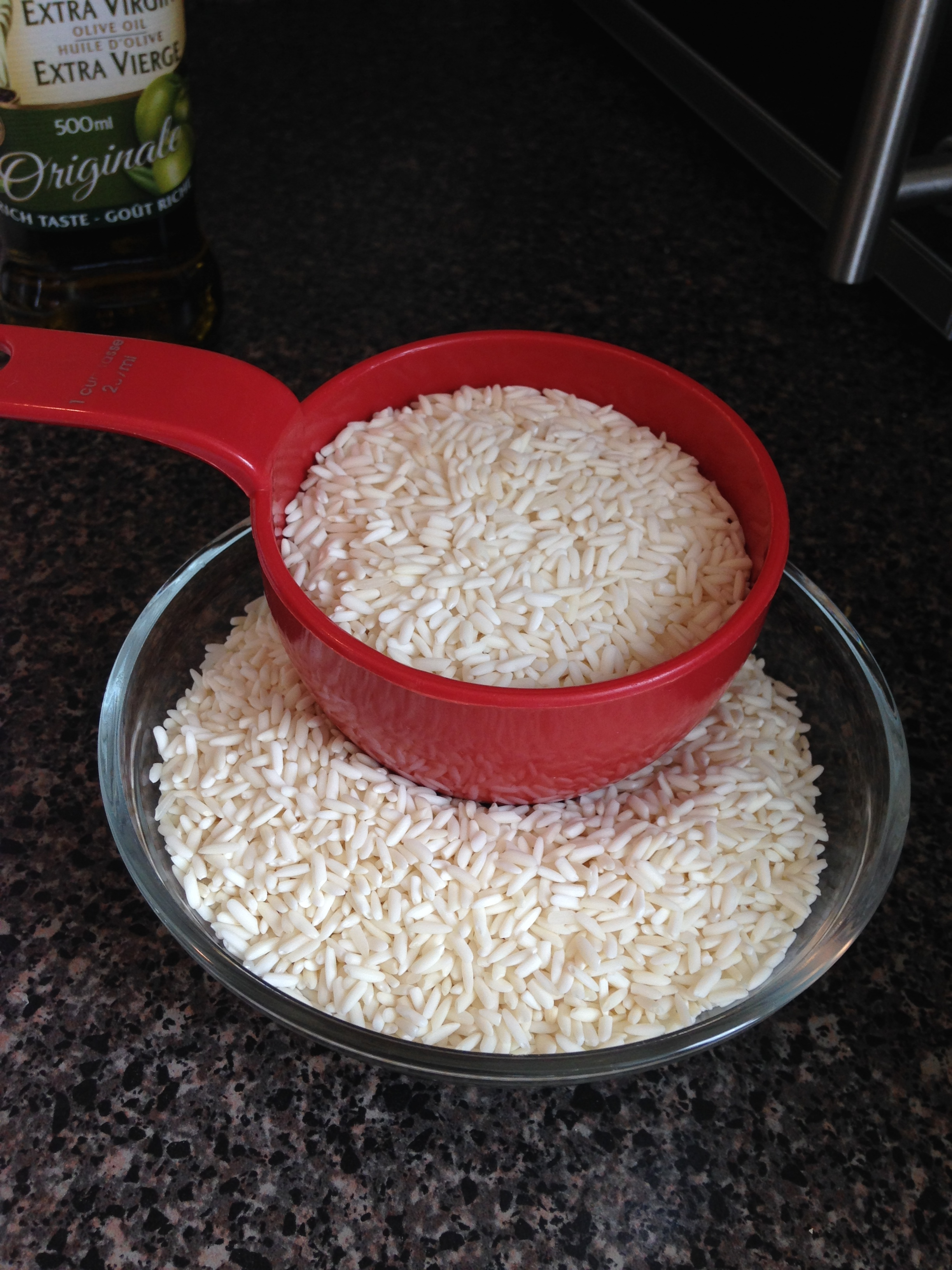 Rice is ready
