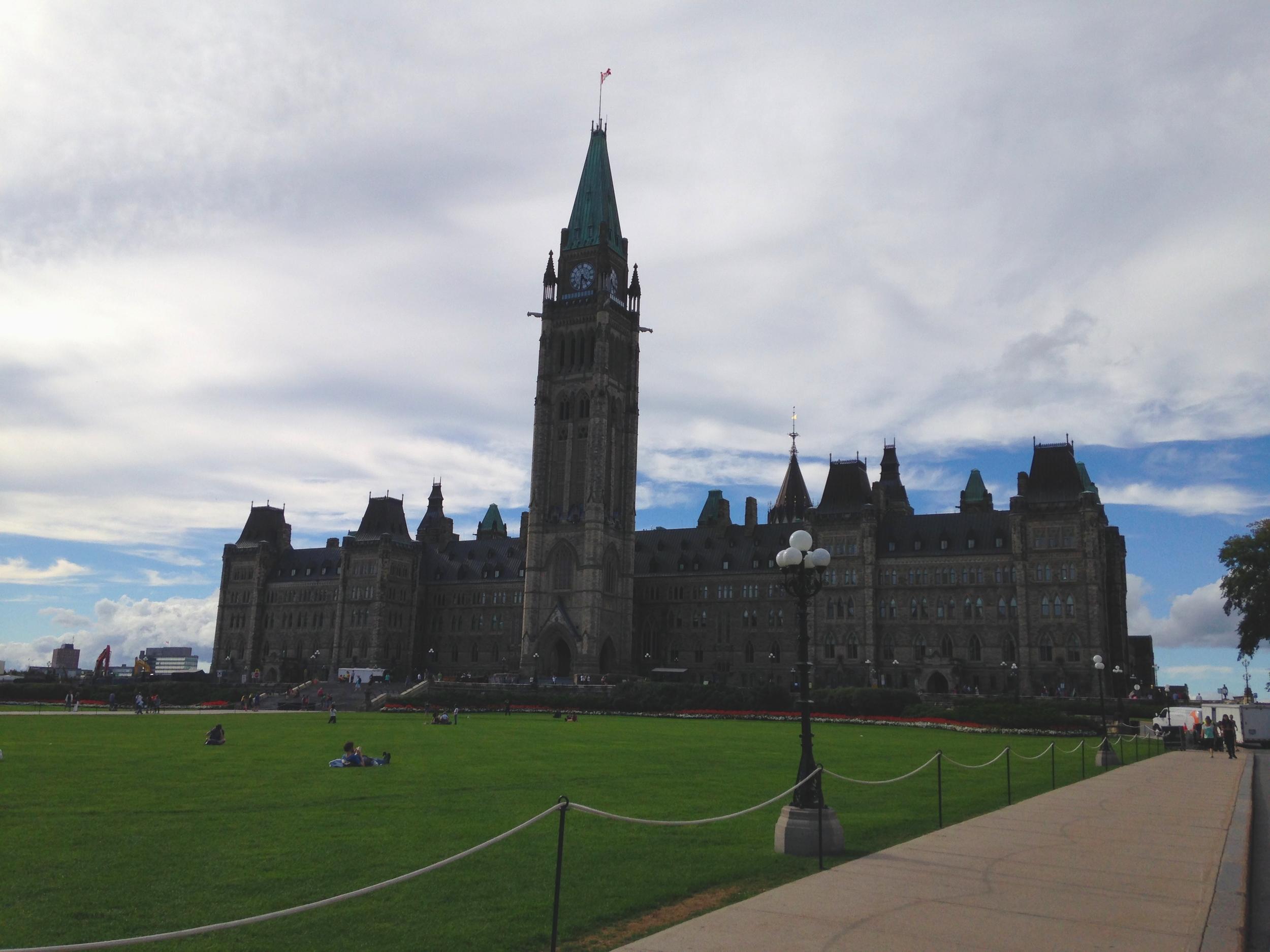 Parliament!
