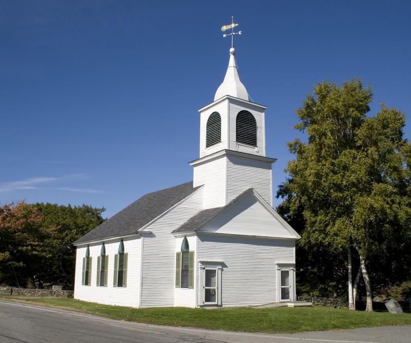 Spurwink Church Restoration