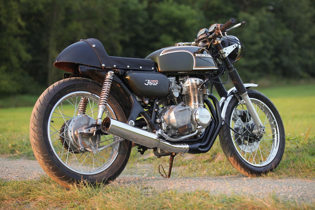 1973 Honda CB350F — Northeast Sportscar
