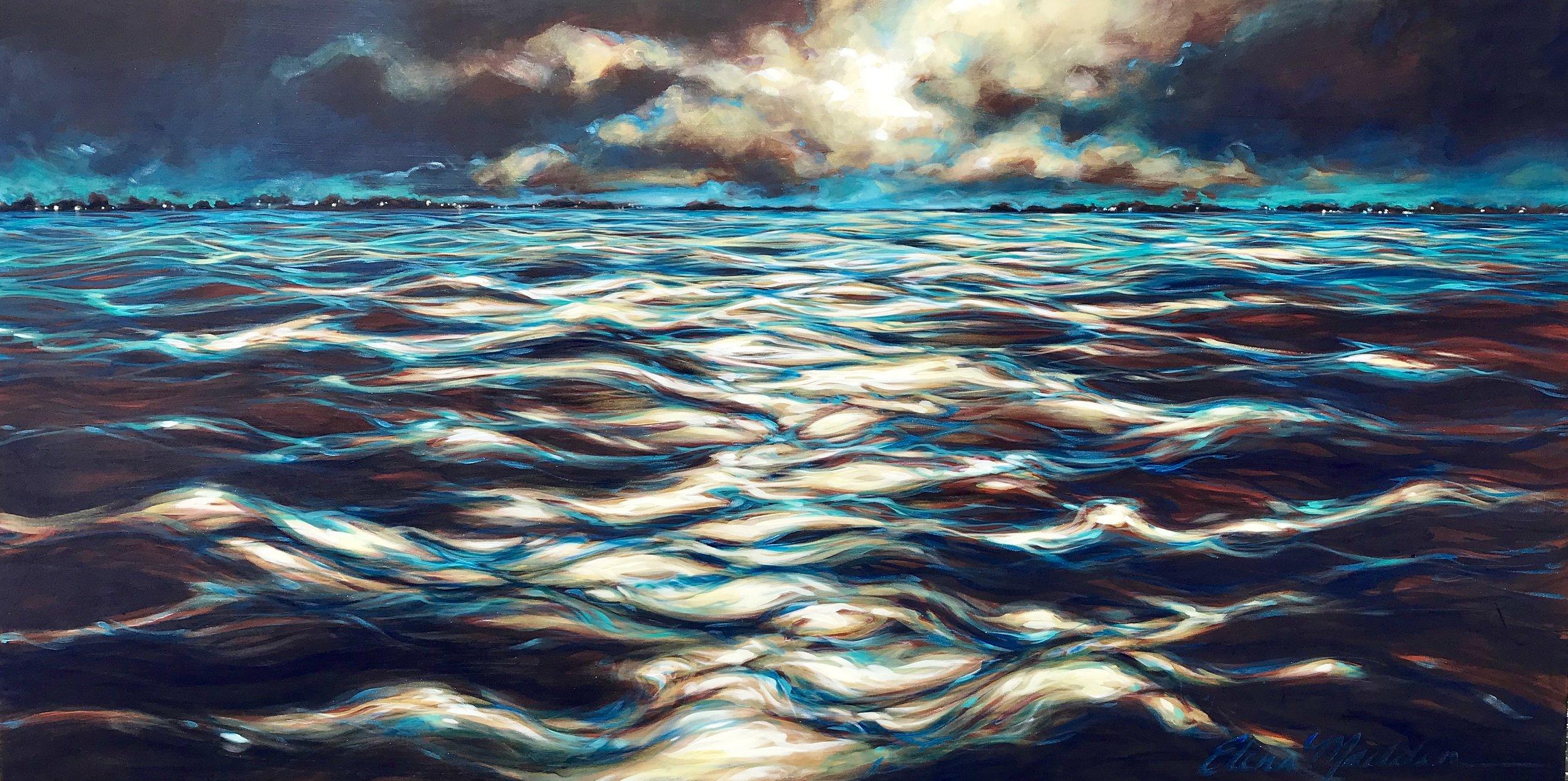 """""""Sea Smoke"""""""