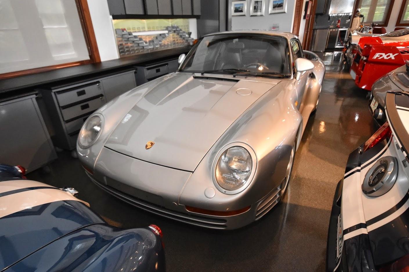 1988 Porsche 959 Komfort Edition