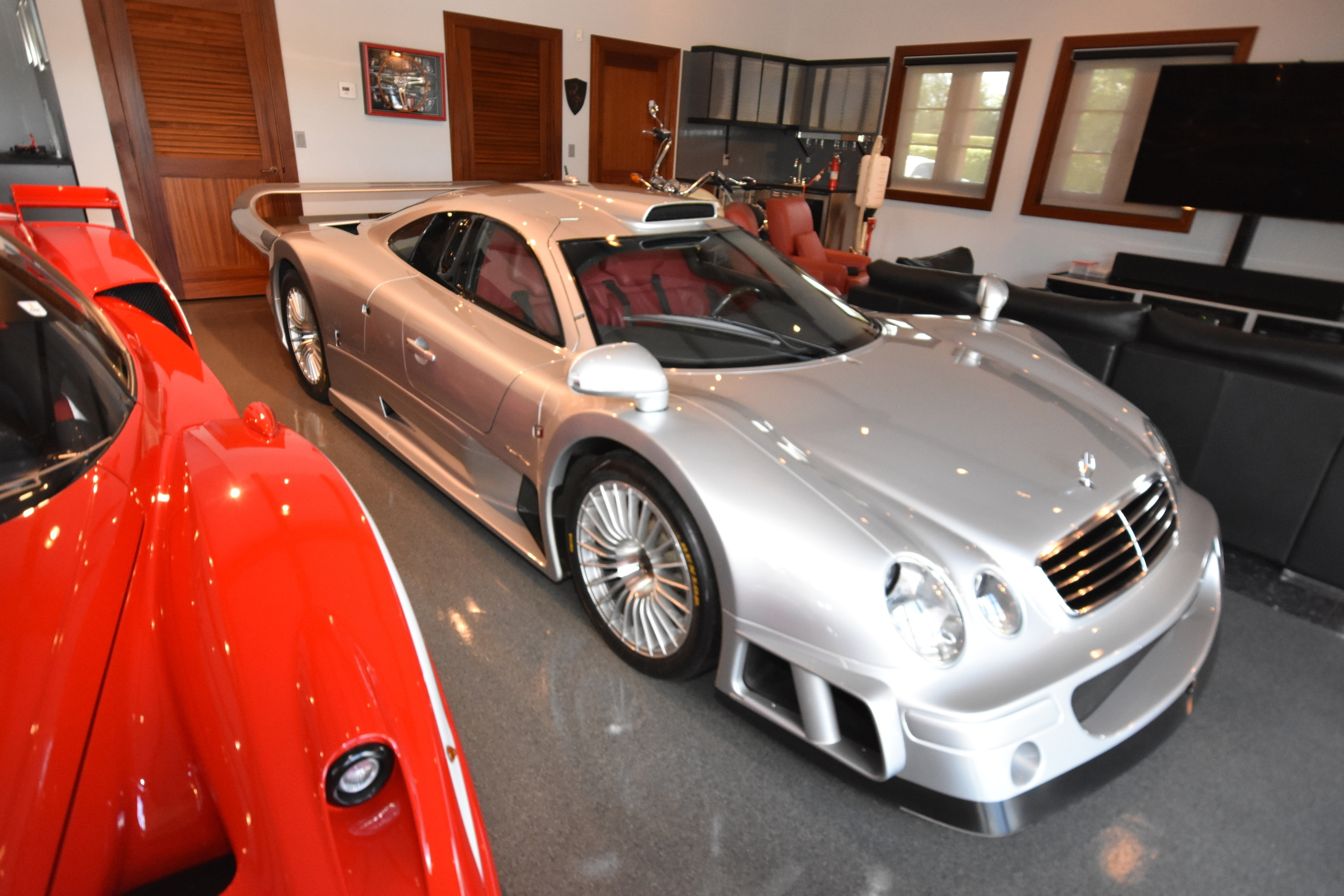 2000 Mercedes-Benz CLK-GTR Super Sport
