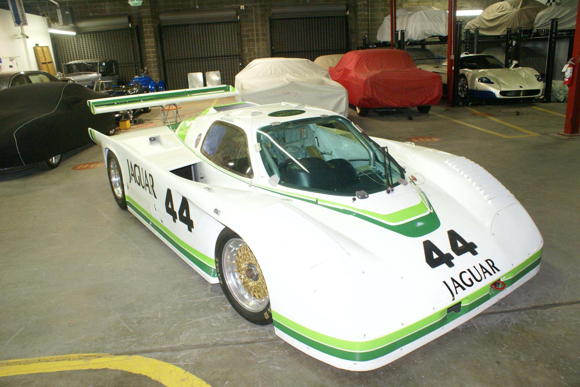 1983 Jaguar XJR/5