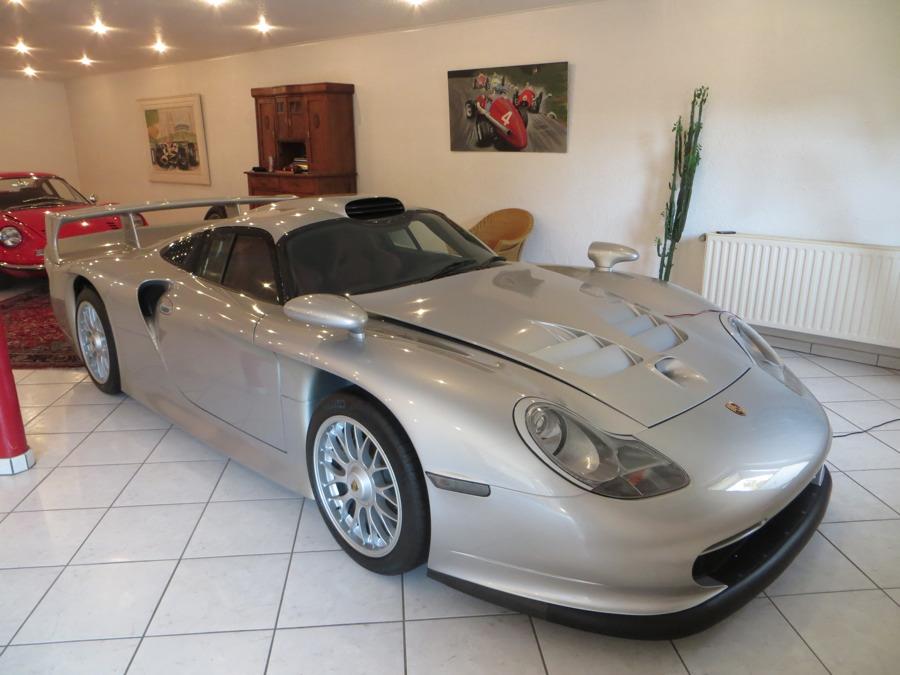 1998 Porsche 911 GT1 Street Legal