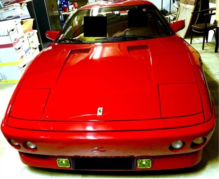 1991 Ferrari 348 Zagato Elaborazione