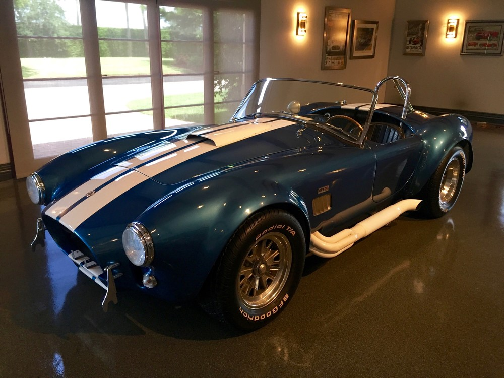 1966 AC Cobra Shelby 427 - SOLD -