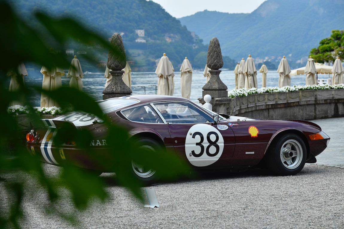 1970 Ferrari 365 GTB/4 Daytona Competizione
