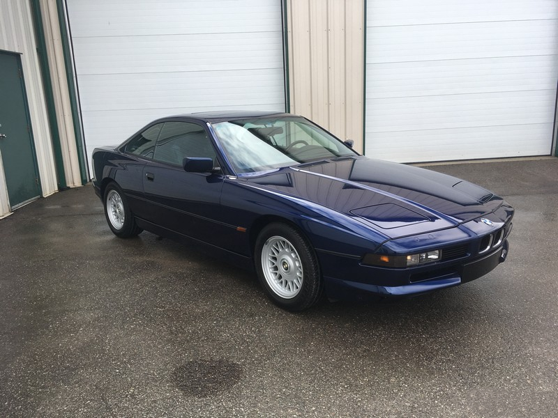 1992 BMW 850i for sale — The Car Experience