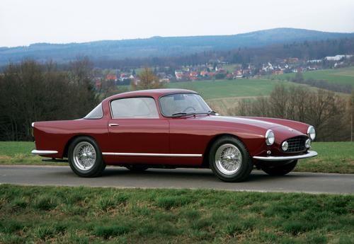 1957 Ferrari 250 Ellena Coupe