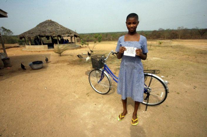88Bikes Uganda Project