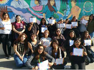 YWCA Watsonville Teens Program