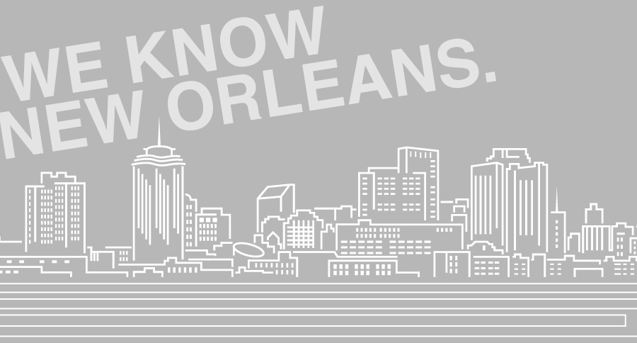 We are The Agency's Agency.  - Just as brands depend on agency partners to design and develop strategies and campaigns that drive business results, out-of-town agencies need partners they can trust to help execute the physical plan, logistics and provide ideas and recommendations along the way. We're your New Orleans partner. Let's talk - y'all!