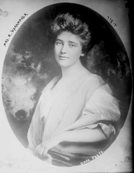 Fernanda Wannamaker, for whom the Lady Chapel is named.