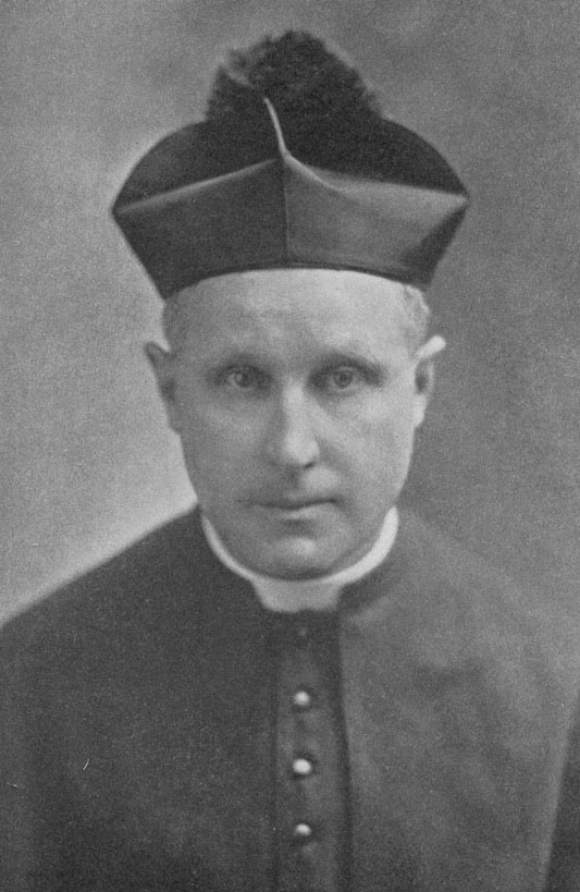 Frank Lawrence Vernon, rector of Saint Mark's for 20 years.