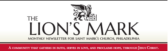Download the latest Lion's Mark newsletter