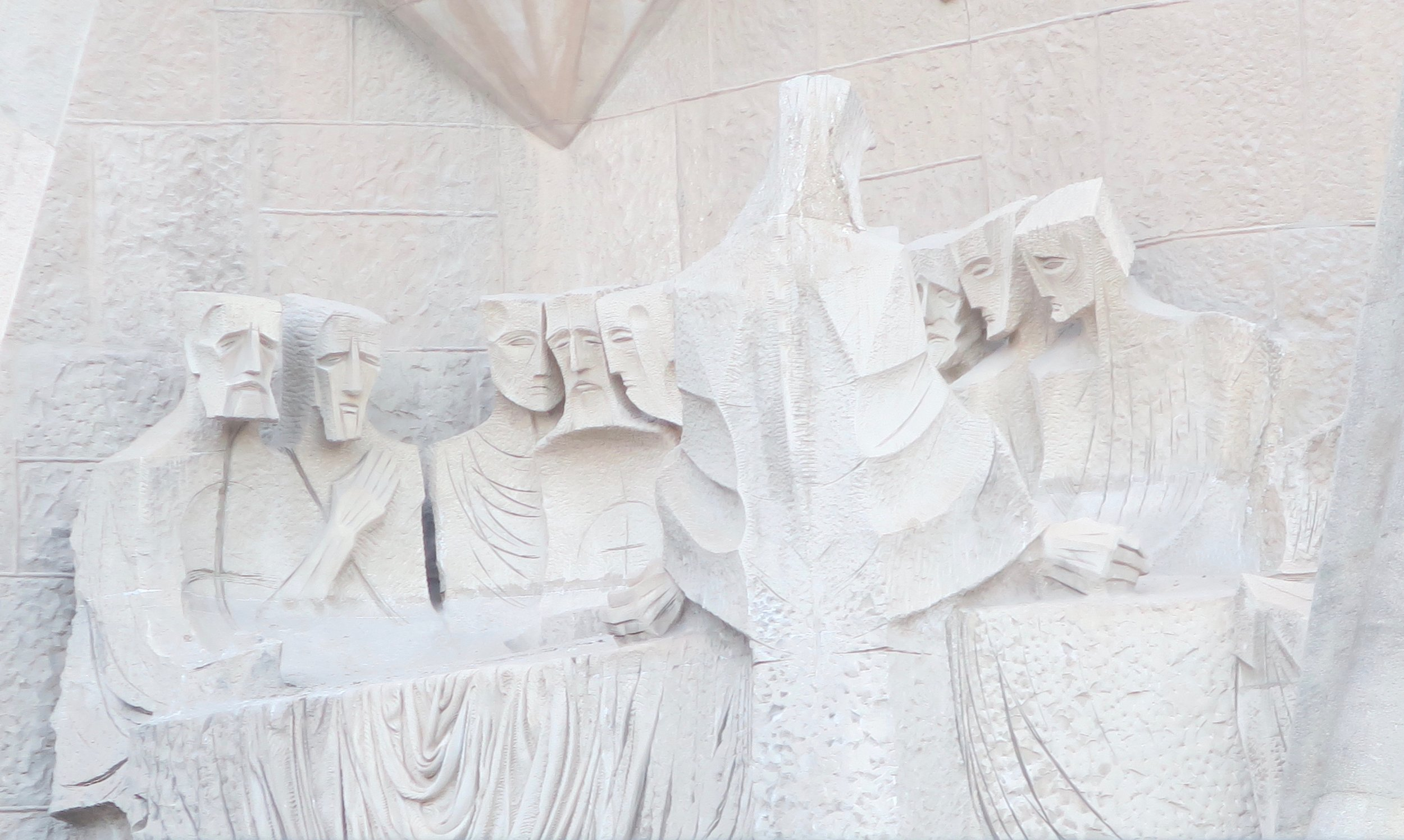 from Sagrada Familia, Barcelona