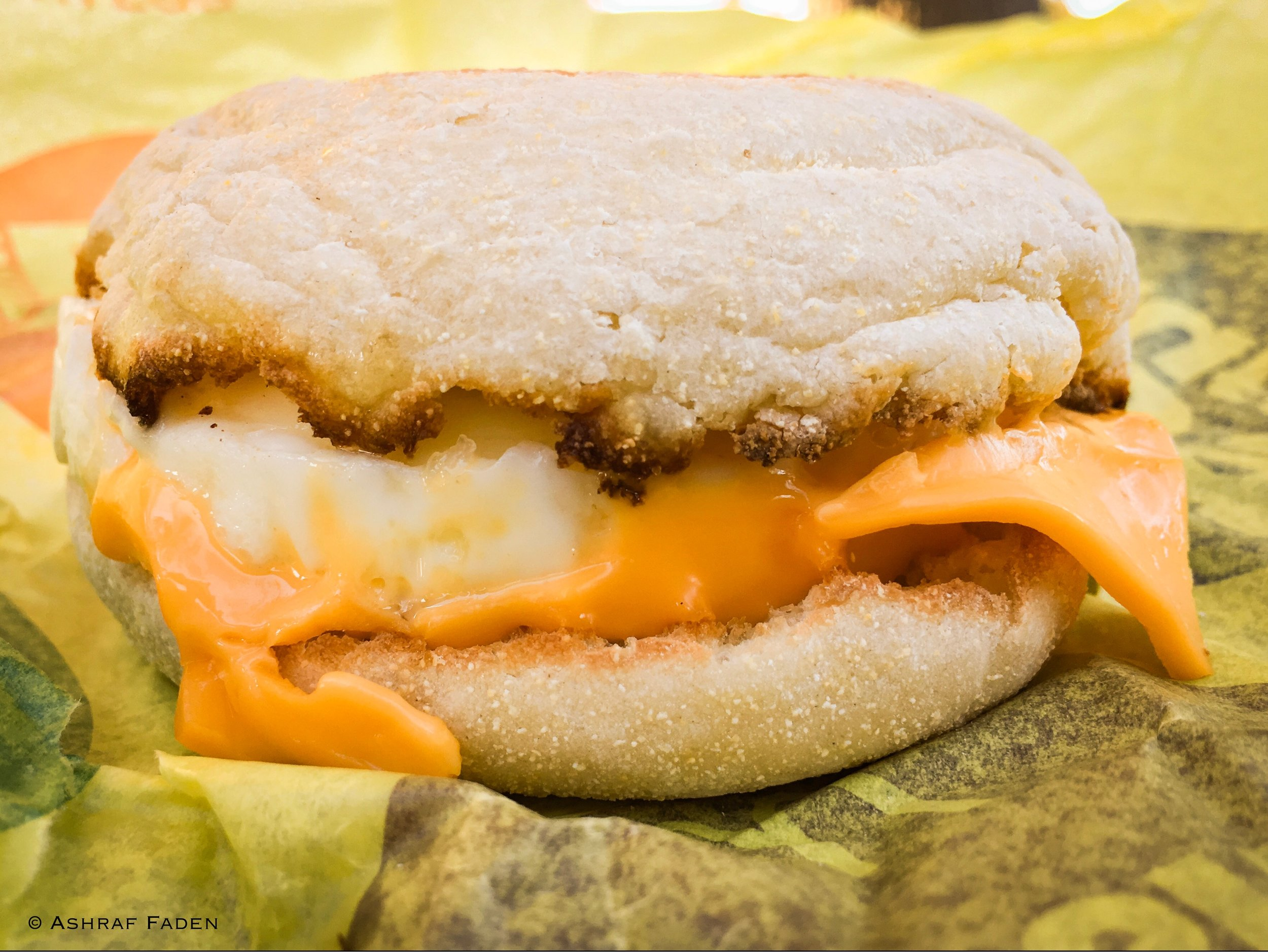 Yes, a warm sandwich can bring me joy even if it's just a small egg mcmuffin from McDonalds. It's something we usually take for granted. Can you imagine how many people can't afford a small warm sandwich on the world? Do you know some people can't even eat or bite and rather get fed through tubes? Just a thought!