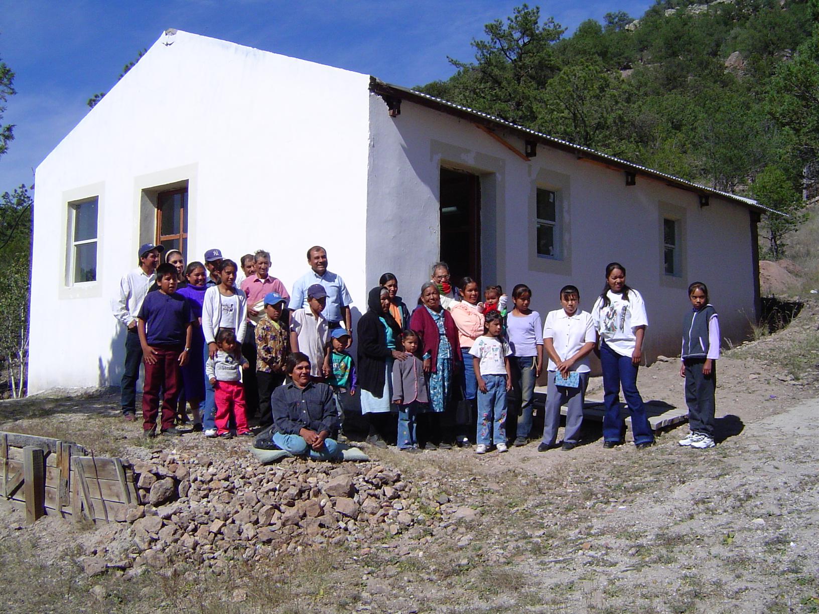 Sovereign Grace Baptist Church Agua Calient