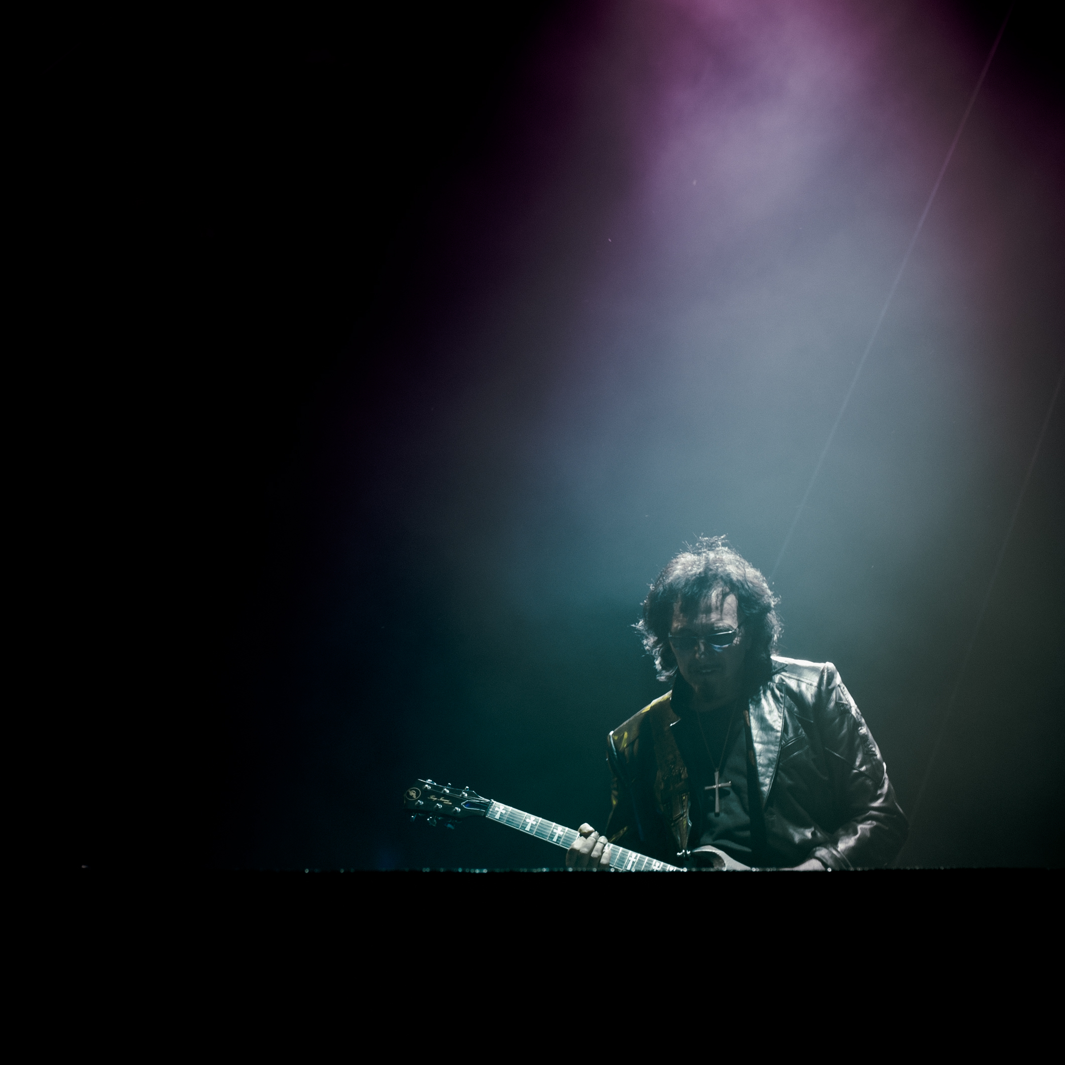 The Master, Tony Iommi. Fuji X-Pro 50mm Canon FD Vsco