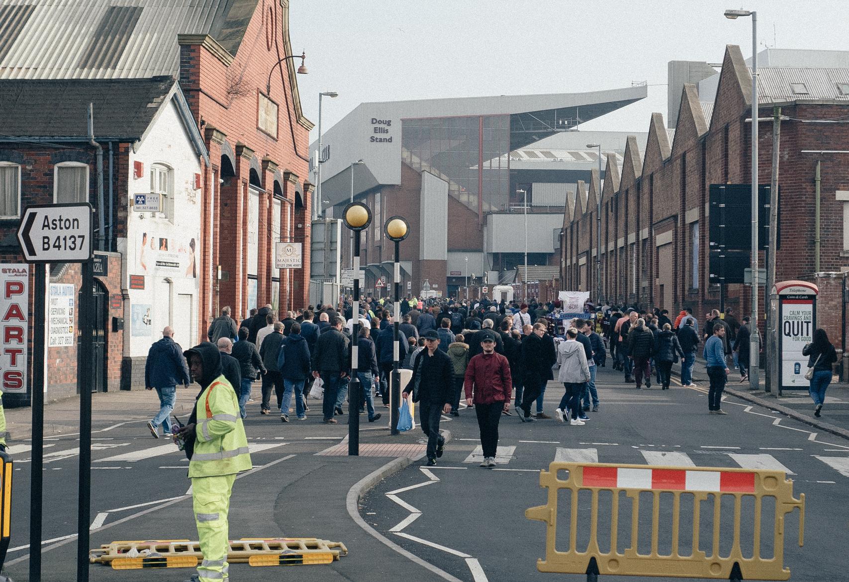 Aston Birmingham