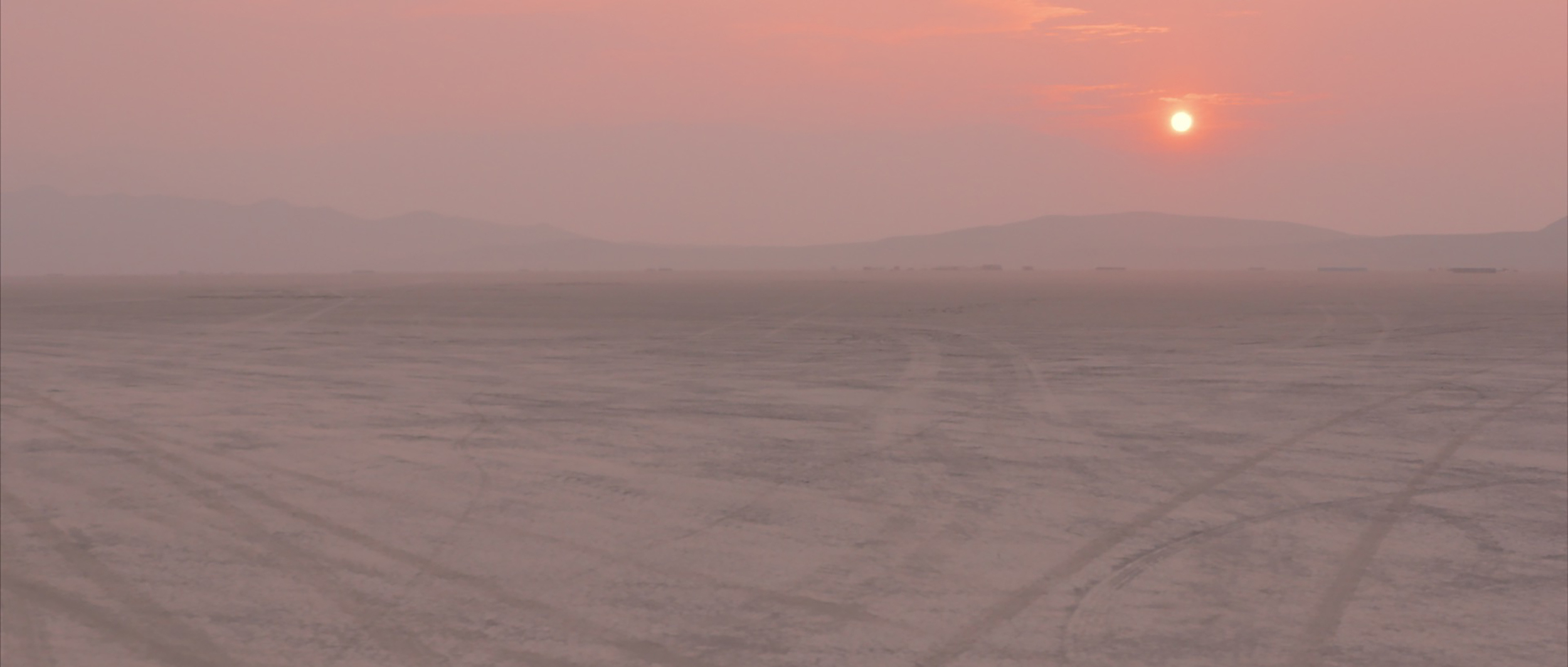 Frame grab from our insanely great Sony FS7 camera, filmed on location in the Black Rock Desert, Nevada.