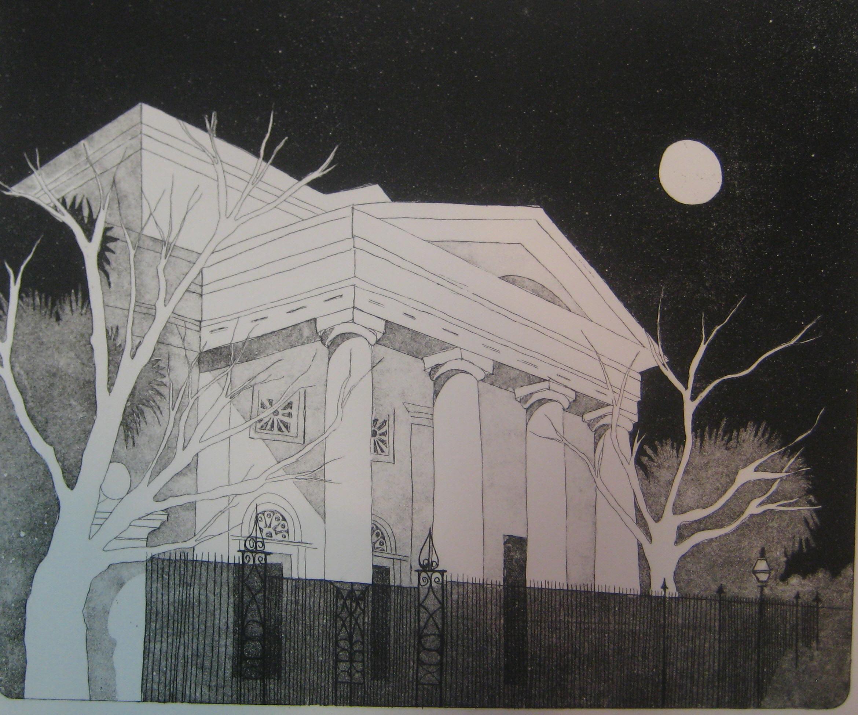 1st Baptist Church, Charleston, SC