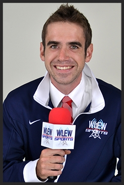 Doug Cole  is the Director of Sports Information for WLEW Sports. Cole single-handedly oversees all statistics and computation for football broadcasts. Holding the position of Director since 2013, Doug has the ability to compute both the offensive and defensive stats simultaneously as the game is in progress. His efforts allow for instant access to those On-Air with 100% accuracy. Clark Ramsey is forever grateful to have Doug to his left in the booth. Cole is a 2013 graduate of Michigan State University in Geographic Information Systems (GIS).
